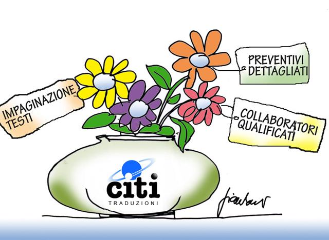 Offerte tecnologiche CITI Agenzia di Traduzioni