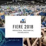 Industria, tecnologia e meccanica : il calendario delle fiere in Italia