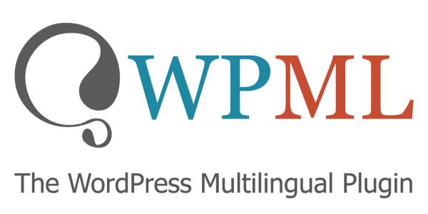 Logo wpml wordpress traduzioni siti web
